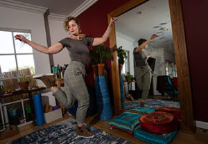 Dancing in your own home