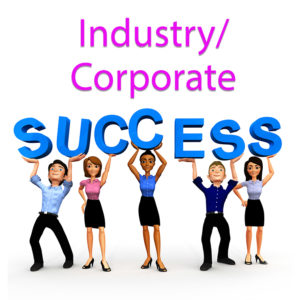 Industry and corporate events